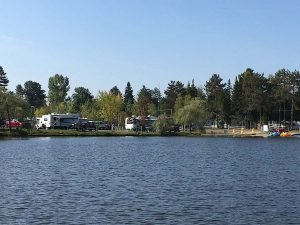 Lac - Domaine Lac Louise Camping