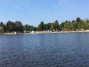 Lac naturel - Domaine Lac Louise Camping